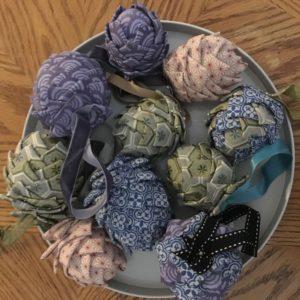 Assorted Pinecones