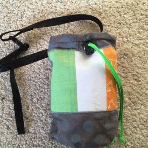 Irish Flag Chalk Bag